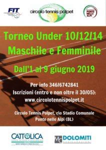 Copia di Torneo Under 10_12_14 Maschile e Femminile