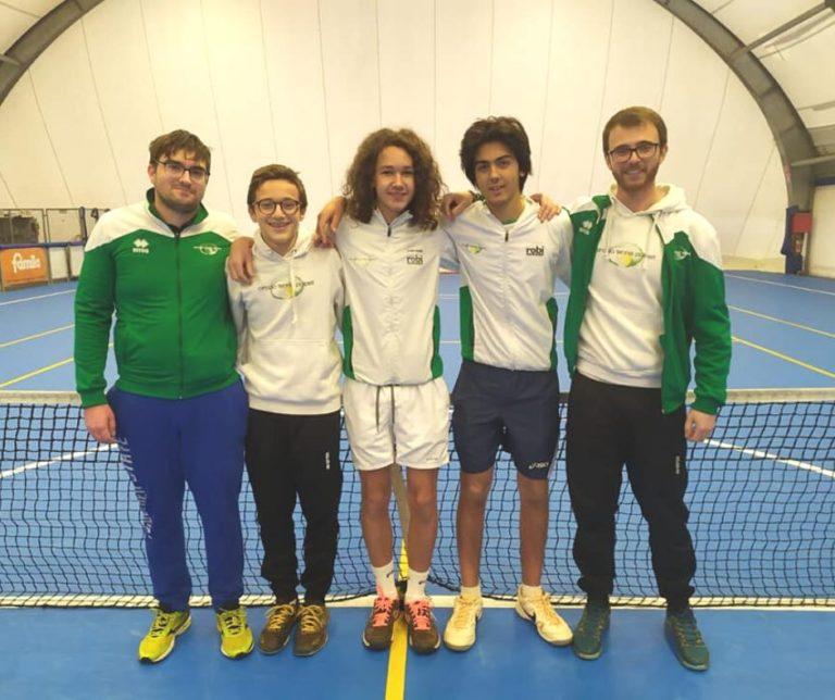 Scuola Tennis agonisti